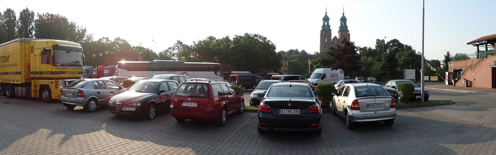 parking gniezno
